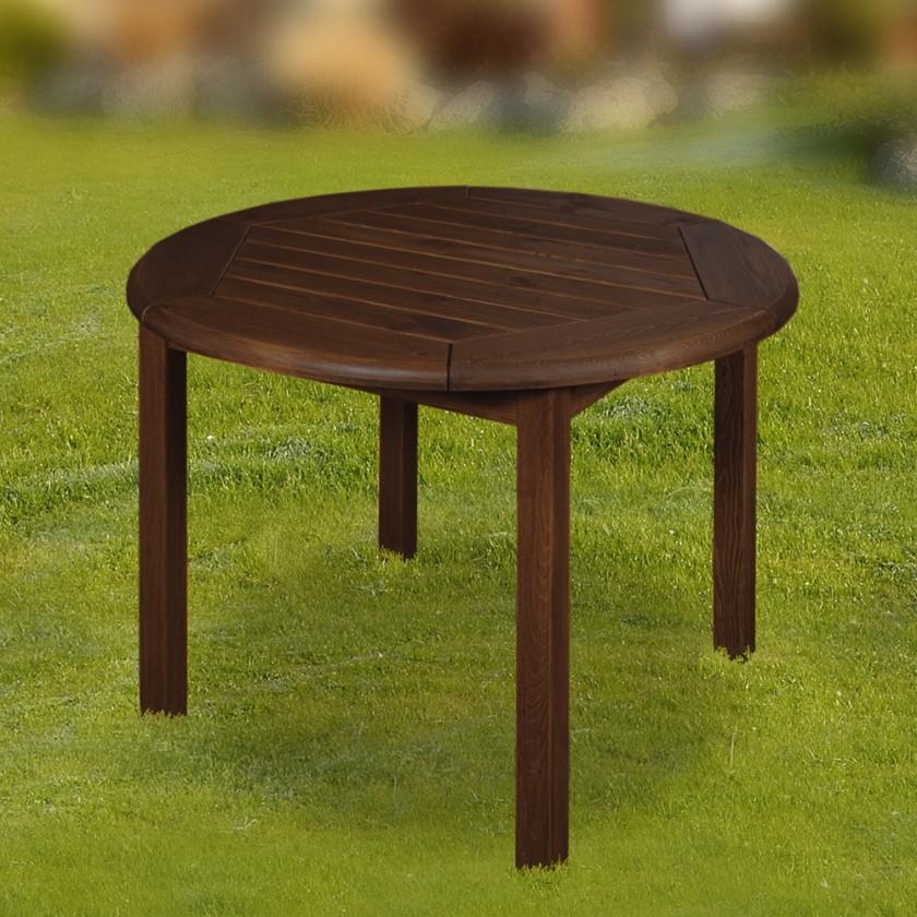 Zahradní stůl Leny - Stůl (ořech)