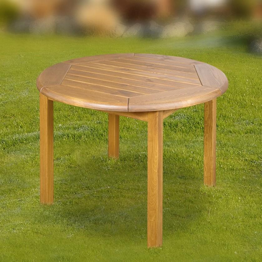 Zahradní stůl Leny - Stůl (přírodní bez povrchové úpravy)