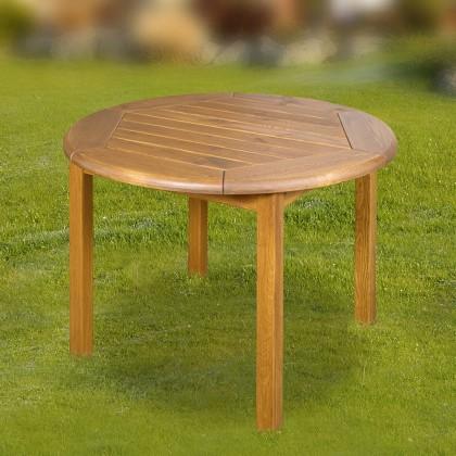 Zahradní stůl Leny - Stůl (přírodní - bezbarvě impregnované)