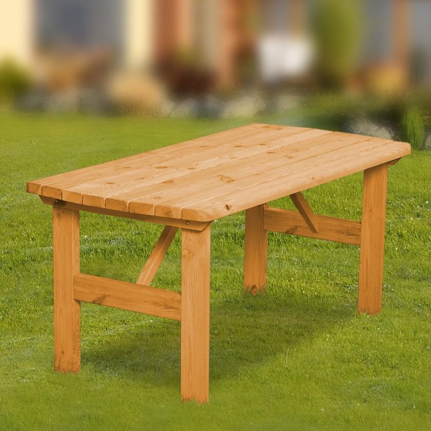 Zahradní stůl Mallorca - Stůl (pinie)