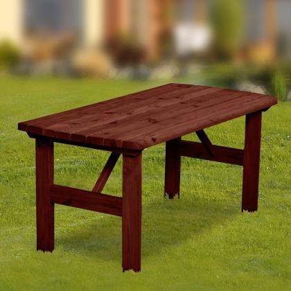Zahradní stůl Mallorca - Stůl (teak)