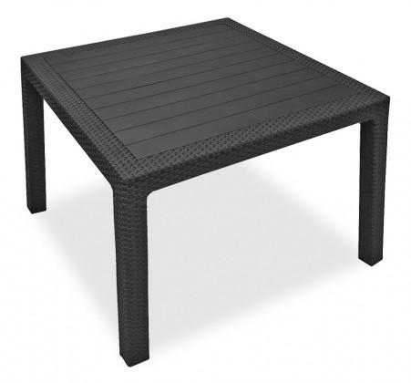 Zahradní stůl Melody - Stůl, 95 cm (graphite)