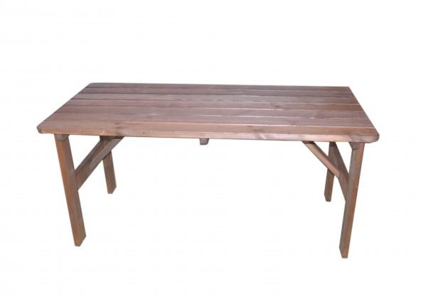 Zahradní stůl Miriam - Stůl, 150cm (dřevo)