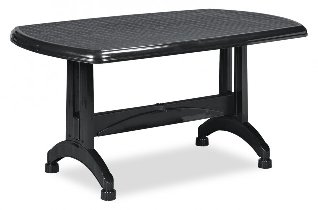 Zahradní stůl Portland - Stůl (antracit)