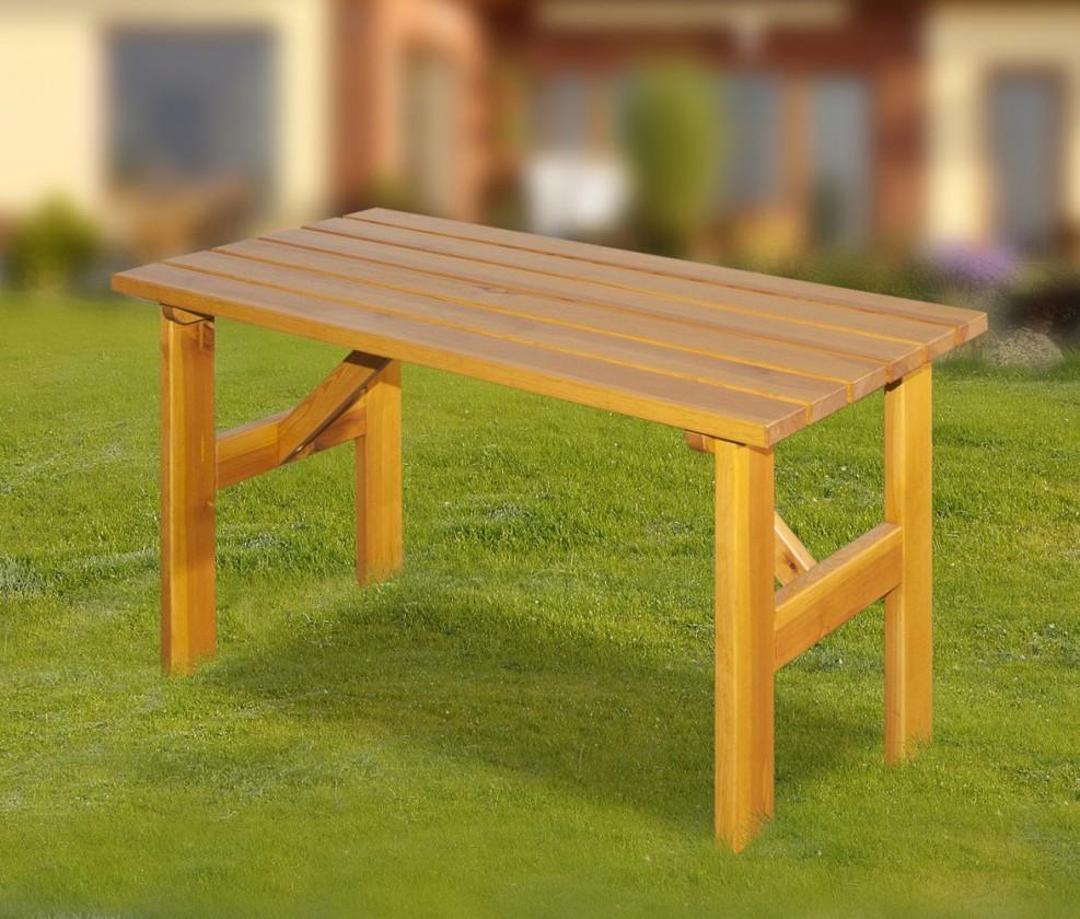 Zahradní stůl Porto - Stůl (pinie)