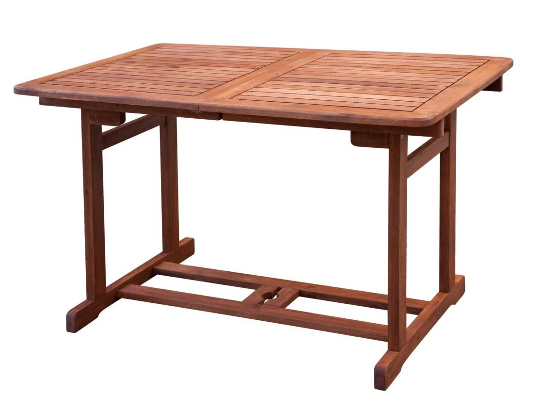 Zahradní stůl Stůl rozkládací obdélníkový Acacia (přírodní)