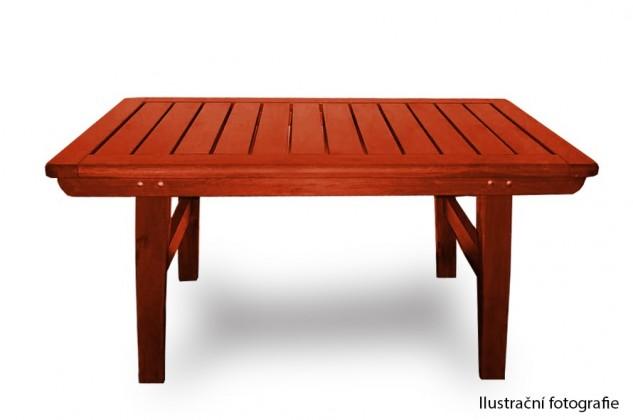 Zahradní stůl Valencia - Stůl (mahagon)