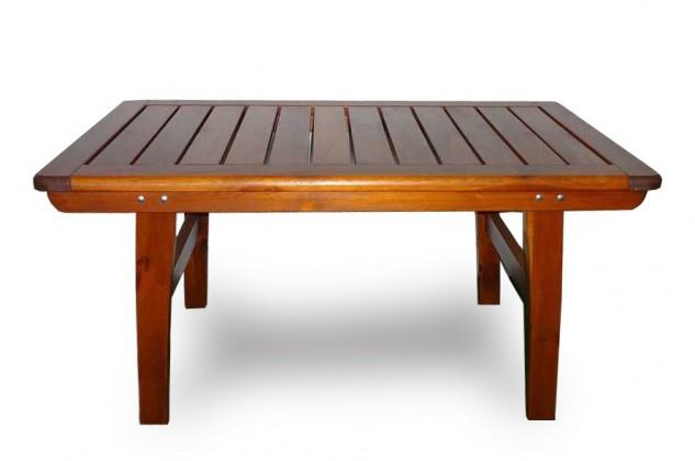 Zahradní stůl Valencia - Stůl (ořech)