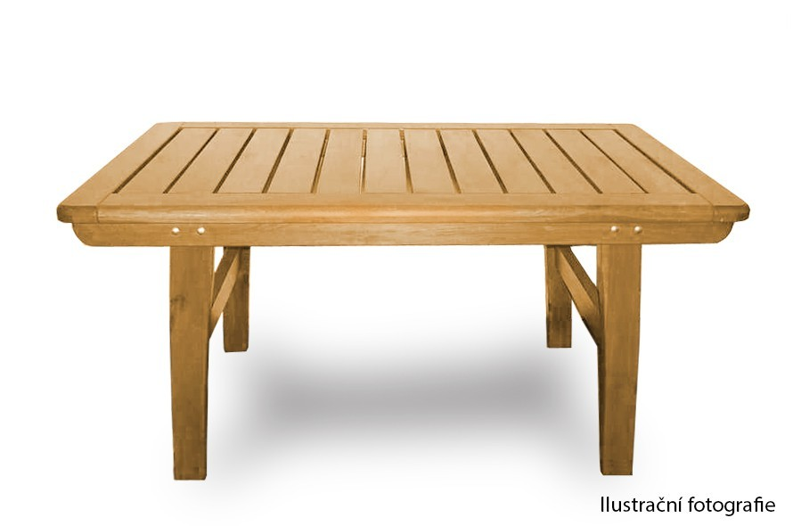 Zahradní stůl Valencia - Stůl (přírodní bez povrchové úpravy)