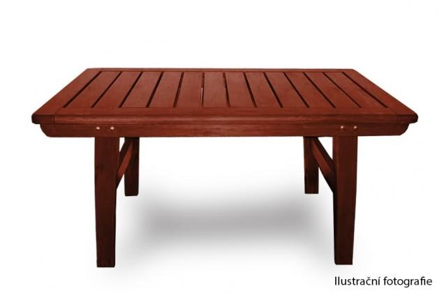 Zahradní stůl Valencia - Stůl (teak)