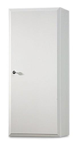 Závěsná Koupelnová skříňka SD 300 horní závěsná (bílá, lesk)