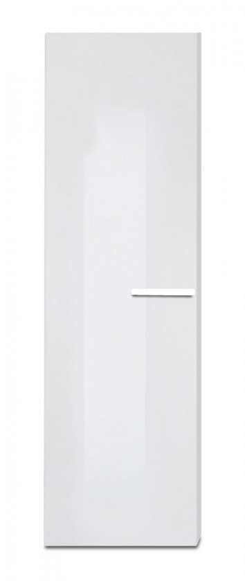 Závěsná skříňka Game plus - závěsný prvek (bílá/bílá lak HG)