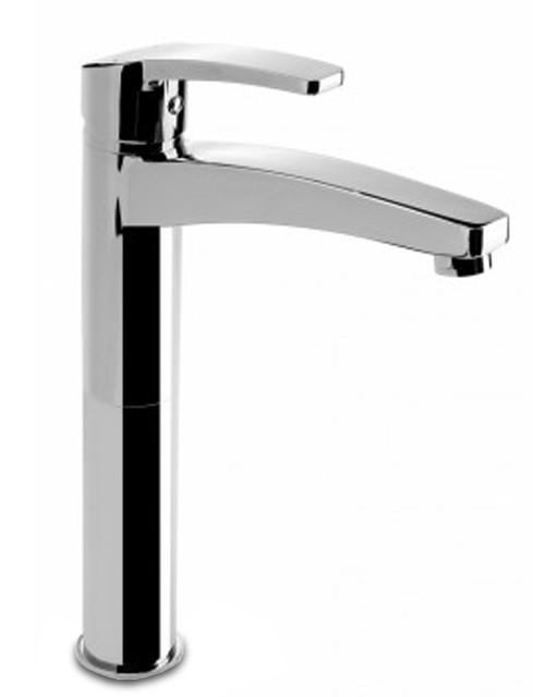 Zlevněné koupelnové vybavení Kamela - Umyvadlová baterie stojánková vysoká - II. jakost