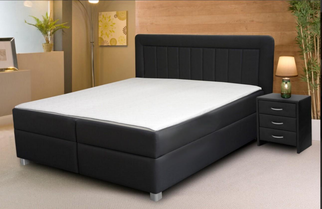 Zlevněné matrace a rošty Matracový Topper Fines - 170x200x4