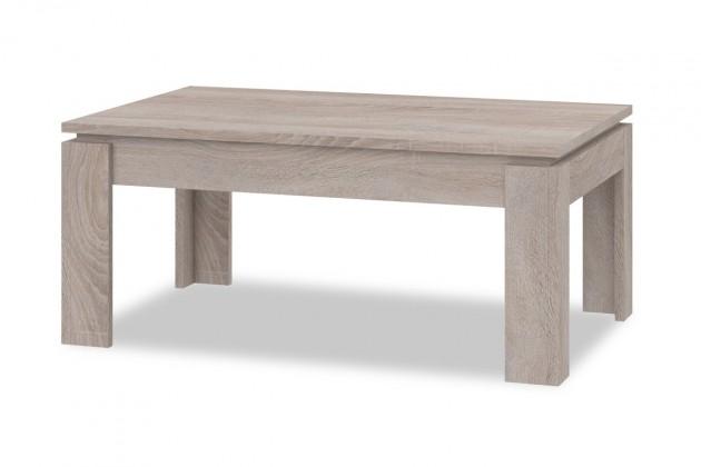 Zlevněné obývací pokoje Konferenční stolek Norman - II. jakost