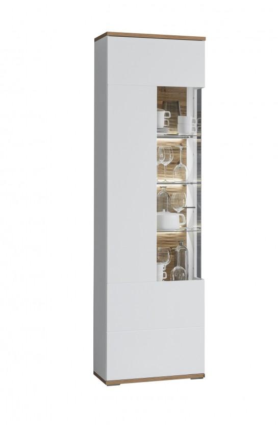 Zlevněné obývací pokoje Obývací skříň Wotan - typ 1, levá - II. jakost