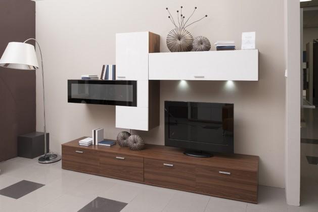 Zlevněné obývací pokoje Obývací stěna Zaragoza - PŘEBALENO