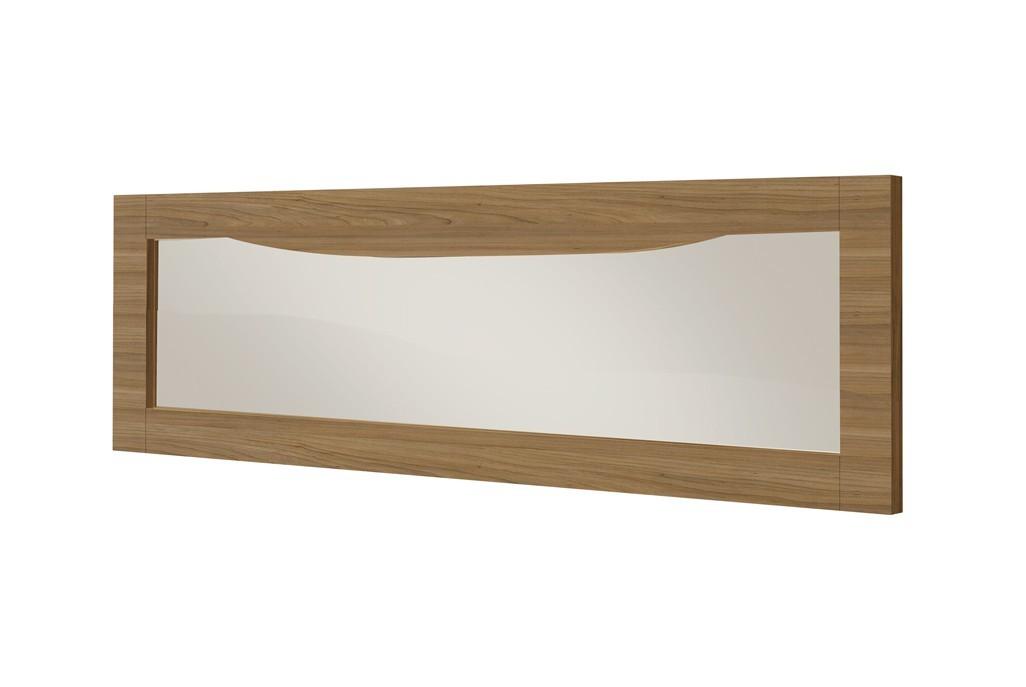 Zlevněné obývací pokoje Zrcadlo Almera (dub) - PŘEBALENO