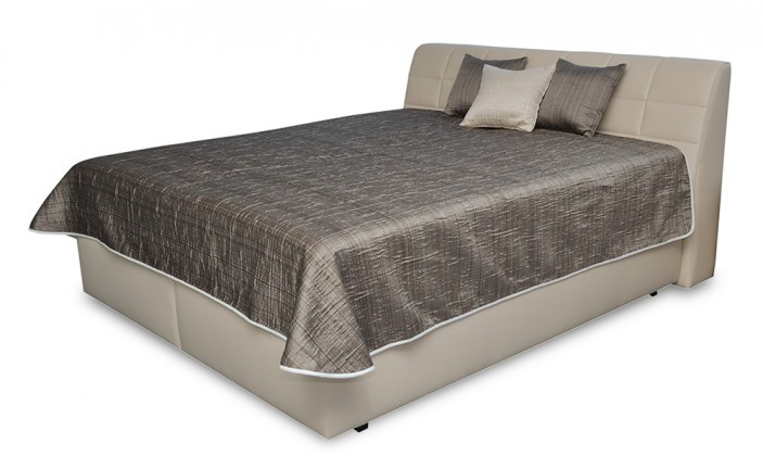 Zlevněné postele Čalouněná postel Valencia 180x200 vč. pol. roštu, úp bez matrace