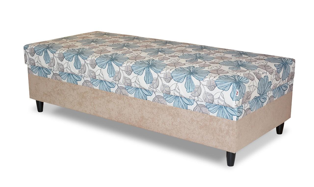 Zlevněné postele Válenda Don 90x200, včetně úp - II. jakost