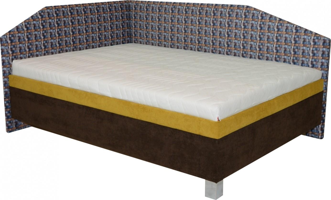 Zlevněné postele Válenda Kasandra 140x200 - II. jakost