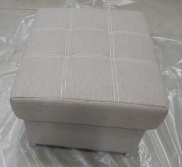Zlevněné sedací soupravy Kokos - Taburet (inari 90/ prošití 2545) - II. jakost