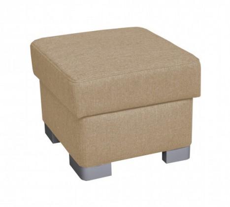 Zlevněné sedací soupravy Taburet Fenix (látka) - Z EXPOZICE