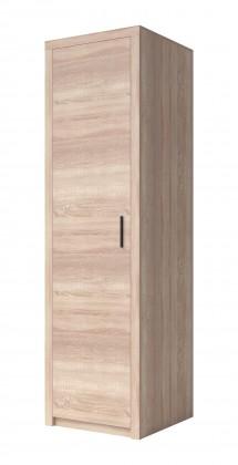 Zlevněné skříně Obývací skříň Nemesis - 1x dveře (dub sonoma)