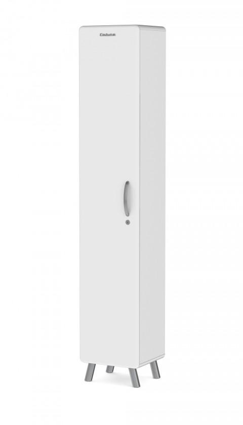 Zlevněné skříně Skříň Cobra 4931-001(bílá) - II. jakost