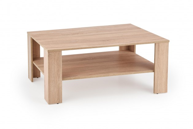 Zlevněný kancelářský nábytek Konferenční stolek Kwadro (sonoma)