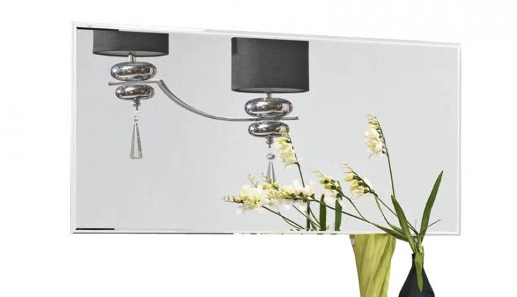 Zrcadla Duo (Rijeka světlá/bílá)