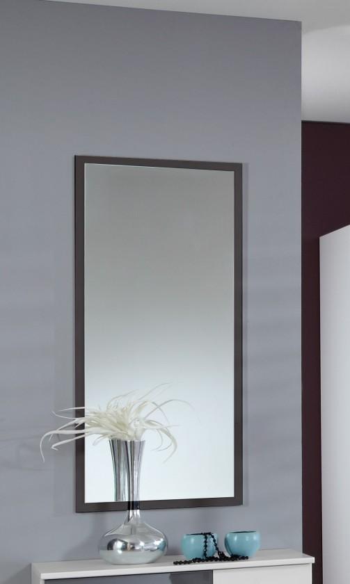 Zrcadla Madrid - Zrcadlo (lava černá/dub)