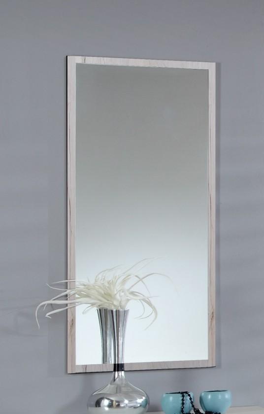 Zrcadla Sylt - zrcadlo (dub bílý)