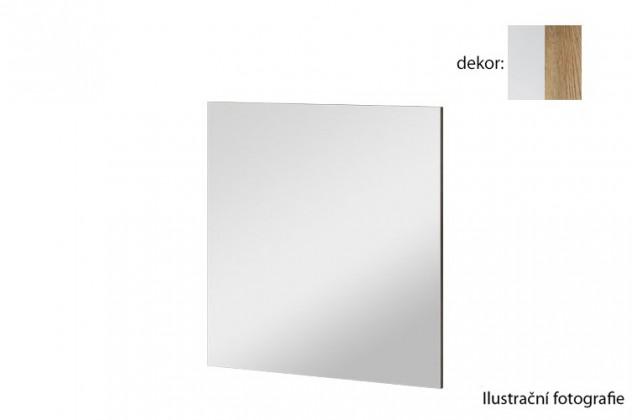 Zrcadlo Arya Typ 08(bílá arctic/dub san remo rustic)