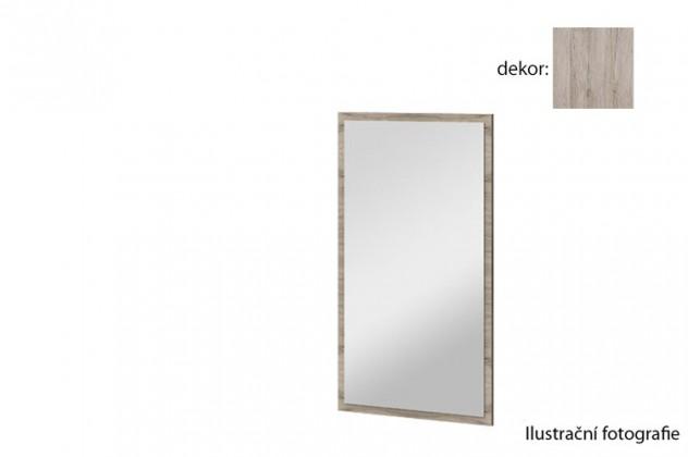 Zrcadlo Arya Typ 10(dub san remo pískový/dub san remo pískový)