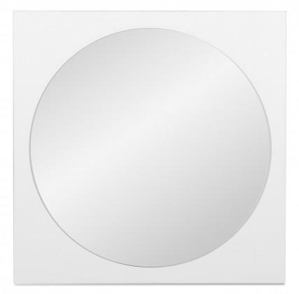 Zrcadlo GW-Gala - Zrcadlo, 49x49x3 (bílá)