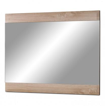 Zrcadlo GW-Prisma - Zrcadlo, 96x76x3 (dub sonoma)