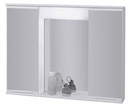 Zrcadlová skříňka 70x55, s osvětlením
