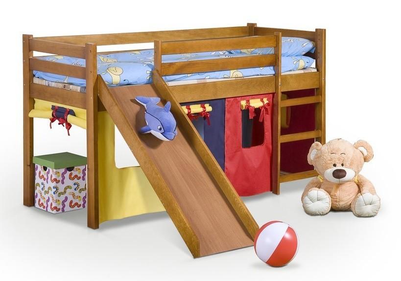Zvýšená postel Neo Plus (olše)