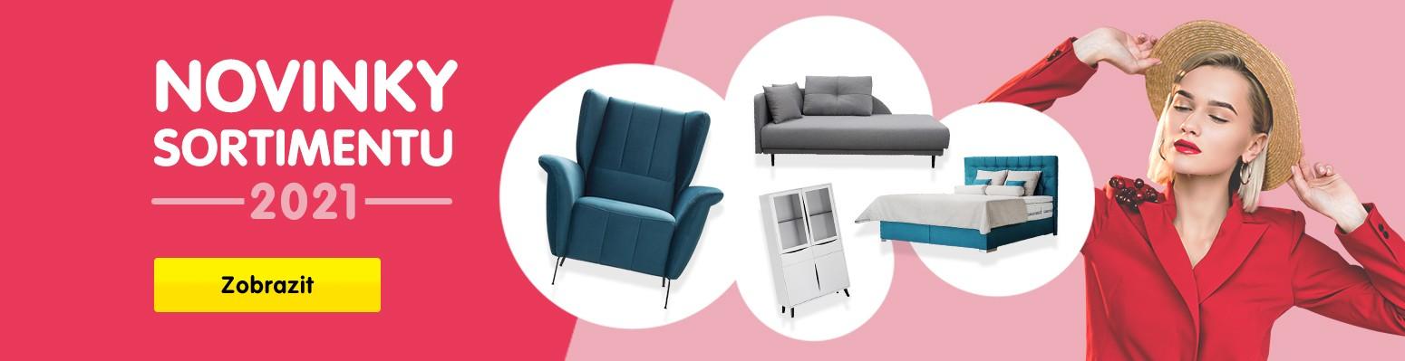Novinky - nábytek