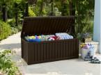 Chytré řešení úložného prostoru na zahradě